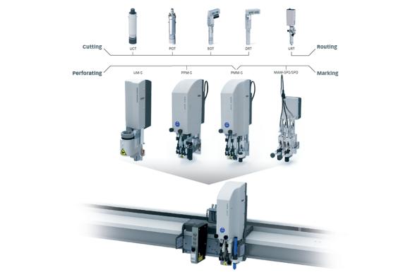 modularita nástrojů