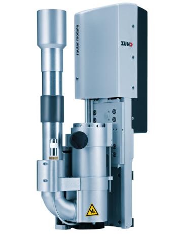 RM - Frézovací modul